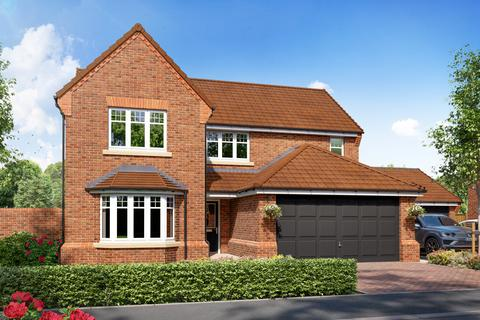 4 bedroom detached house for sale - Plot 123 - The Warkworth, Plot 123 - The Warkworth at The Hawthornes, Station Road, Carlton, North Yorkshire, DN14 9NS DN14