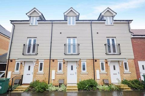 3 bedroom terraced house for sale - Falcon Crescent, Queens Hills, Norwich