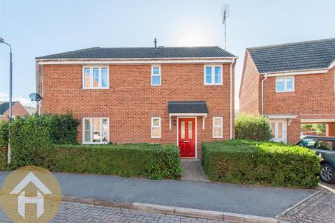 3 bedroom end of terrace house for sale - Sprats Barn Crescent, Royal Wootton Bassett SN4 7