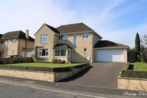 4 bedroom detached house for sale - Priory Close, Combe Down, Bath