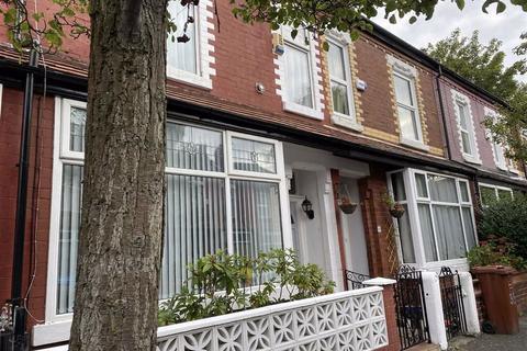 3 bedroom terraced house to rent - Bury Avenue, Whalley Range