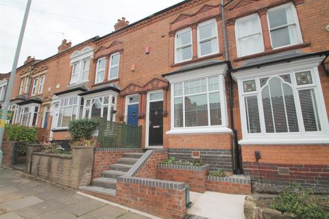 2 bedroom terraced house to rent - Hartledon Road, Harborne, Birmingham, B17 0AD