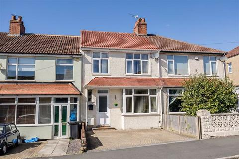 3 bedroom terraced house for sale - Sandling Avenue, Horfield, Bristol