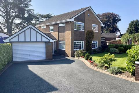 4 bedroom detached house for sale - Vanity Lane, Oulton, Stone
