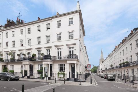 5 bedroom end of terrace house for sale - South Eaton Place, London, SW1W