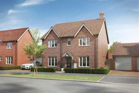 4 bedroom detached house for sale - The Thornford - Plot 158 at Handley Gardens, Limebrook Way CM9
