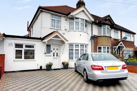 5 bedroom semi-detached house for sale - Springwell Road, Heston, TW5