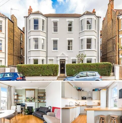 2 bedroom flat for sale - Aigburth Mansions, Hackford Road, London, SW9