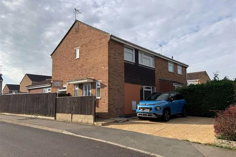 3 bedroom semi-detached house for sale - Chamberlain Road, Chippenham, Wiltshire, SN14