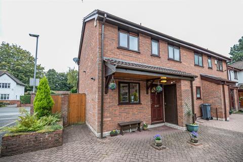 3 bedroom end of terrace house for sale - Alvanley Close, Sale