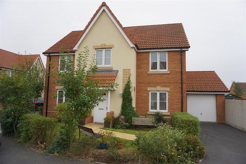 4 bedroom detached house for sale - Helliker Close, Hilperton, Trowbridge