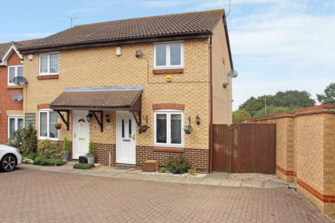 2 bedroom end of terrace house for sale - Maitland Road, Wickford, SS12 9PU