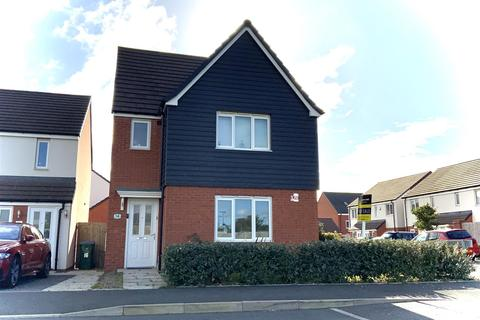 3 bedroom detached house for sale - James Fullarton Way, Coventry