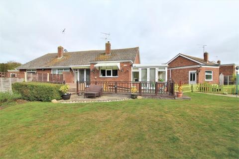 2 bedroom semi-detached bungalow for sale - Crossfield Way, Kirby Cross, Frinton-On-Sea