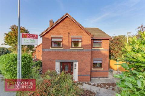4 bedroom detached house for sale - Hillsdown Drive, Connahs Quay, Deeside, Flintshire