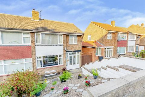 3 bedroom semi-detached house for sale - Hillview Road, Carlton, Nottinghamshire, NG4 1JX