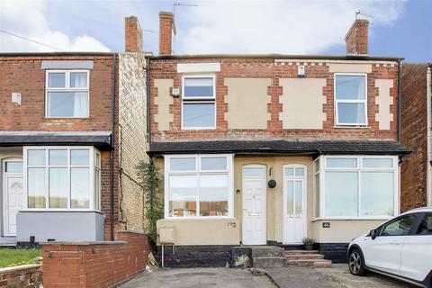 2 bedroom semi-detached house to rent - Burgass Road, Nottingham