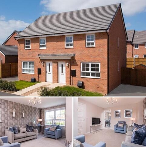 3 bedroom end of terrace house for sale - Plot 91, Maidstone at Victoria Mews, Town Lane, Southport, SOUTHPORT PR8