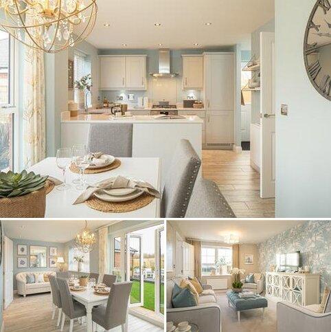 4 bedroom detached house for sale - Plot 14, Radleigh at Saxon Corner, Havant Road, Emsworth, EMSWORTH PO10
