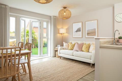 4 bedroom end of terrace house for sale - Plot 52, Kingsville at Berewood Green, Grainger Street, Berewood, WATERLOOVILLE PO7