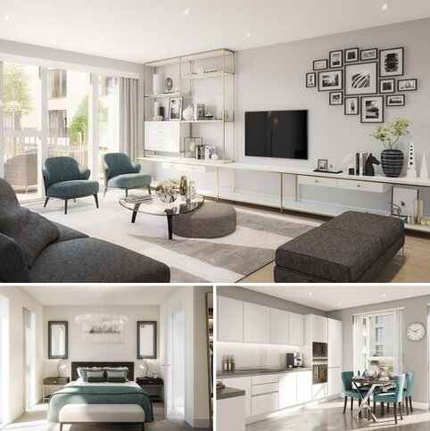 1 bedroom apartment for sale - Plot 436, Boathouse Apartments at Hendon Waterside, Meadowlark House Moorhen Drive, Hendon, LONDON NW9