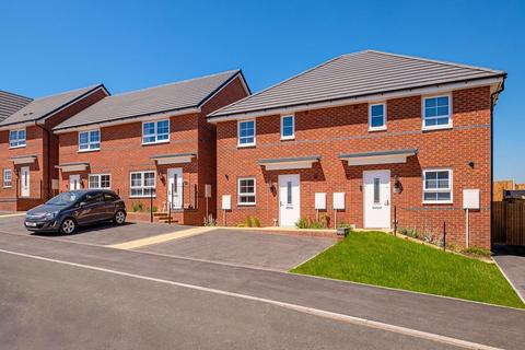 3 bedroom terraced house for sale - Plot 277, Folkestone at Deer's Rise, Pye Green Road, Hednesford, CANNOCK WS12