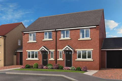 3 bedroom house for sale - Plot 40, The Larch at High Farm, Normanby, Off Trunk Road, Normanby TS6