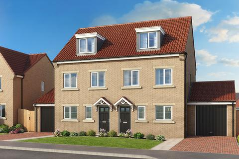 3 bedroom house for sale - Plot 45, The Sycamore at High Farm, Normanby, Off Trunk Road, Normanby TS6