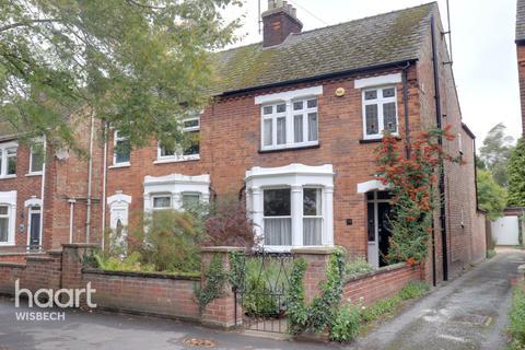 3 bedroom semi-detached house for sale - Clarkson Avenue, Wisbech