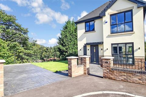 3 bedroom detached house for sale - Alan Womack Close, Crumpsall, Manchester, M8