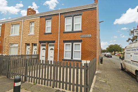 3 bedroom flat for sale - Alexandra Road, Ashington, Northumberland, NE63 9HH