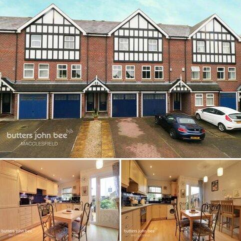 3 bedroom townhouse for sale - Preston Street West, Macclesfield