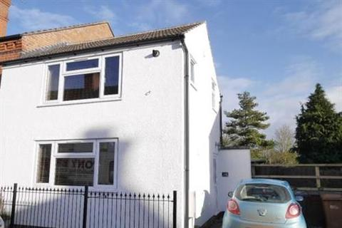 1 bedroom terraced house to rent - Belvoir Street, , Melton Mowbray, LE13 1QA