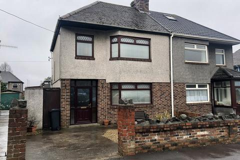 3 bedroom semi-detached house for sale - Bertha Road, Port Talbot, Neath Port Talbot.
