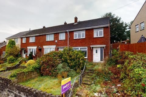 3 bedroom end of terrace house for sale - Penymor Road, Penlan, Swansea, West Glamorgan, SA5 7EF