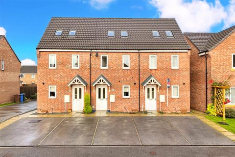 3 bedroom terraced house for sale - Chartwell Gardens, Kingswood, Hull, HU7