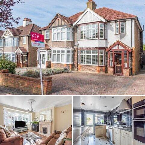 3 bedroom semi-detached house for sale - The Avenue, West Wickham