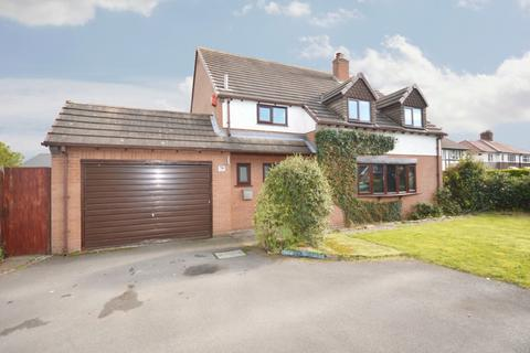 4 bedroom detached house for sale - Hassall Road, , Sandbach, CW11 4HN