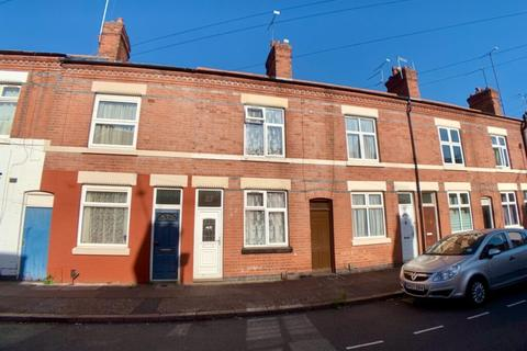 3 bedroom terraced house to rent - Ullswater Street, Leicester LE2 7DU
