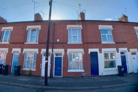 4 bedroom terraced house to rent - Clarendon Street, Leicester LE2 7FG