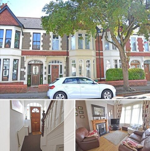 3 bedroom terraced house for sale - CANADA ROAD, HEATH/GABALFA, CARDIFF