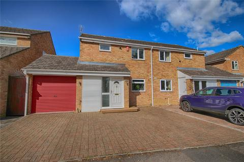 3 bedroom semi-detached house for sale - Hazebrouck Close, Hatherley, Cheltenham, GL51