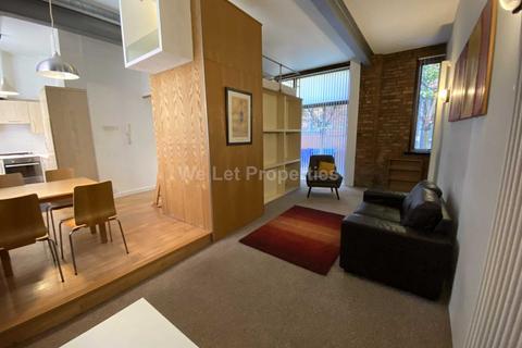 Studio to rent - Sallys Yard, Hulme Street