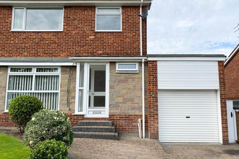 3 bedroom semi-detached house for sale - Barras Drive, Tunstall