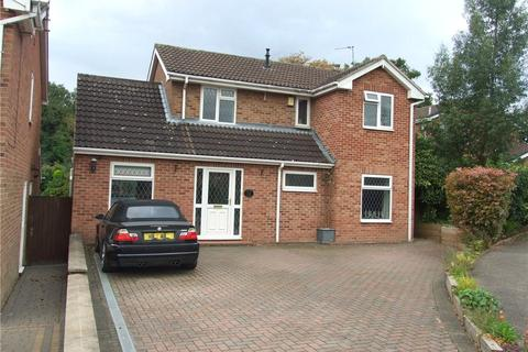 4 bedroom detached house for sale - Freesia Close, Mickleover