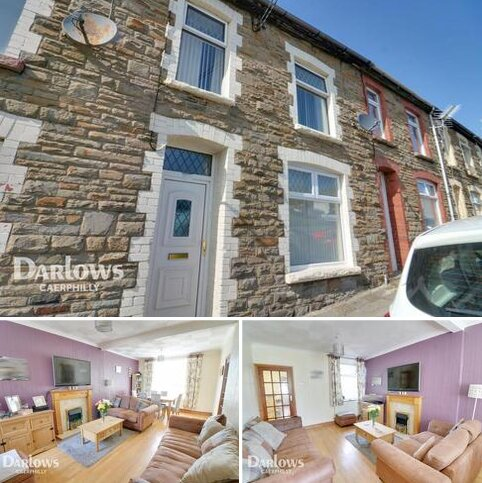 3 bedroom terraced house for sale - Gellideg Street, Hengoed