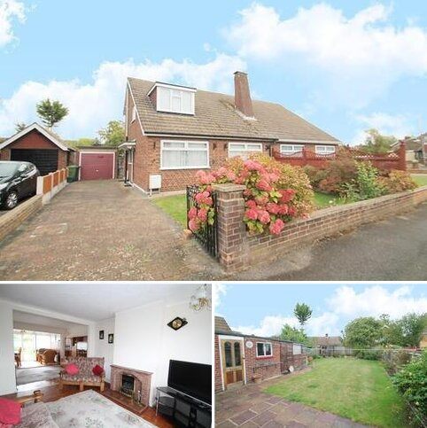 3 bedroom bungalow for sale - Knightsbridge Crescent, Staines-Upon-Thames, TW18