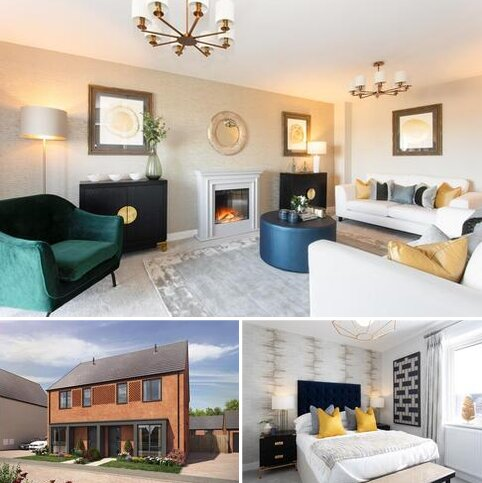 3 bedroom semi-detached house for sale - The Holmewood at The Avenue, Hornbeam Drive S42