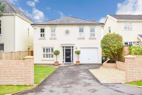 4 bedroom detached house for sale - Heol Wastad Waun, Pencoed, Bridgend . CF35 6UY