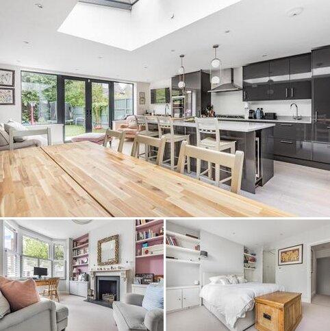 4 bedroom end of terrace house for sale - Hamilton Road, Wimbledon